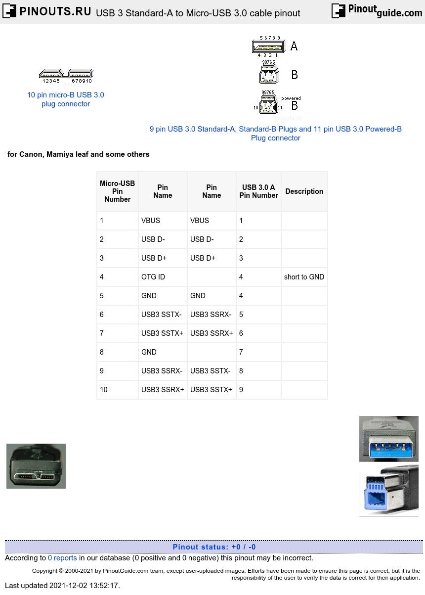 micro usb wiring diagram pdf