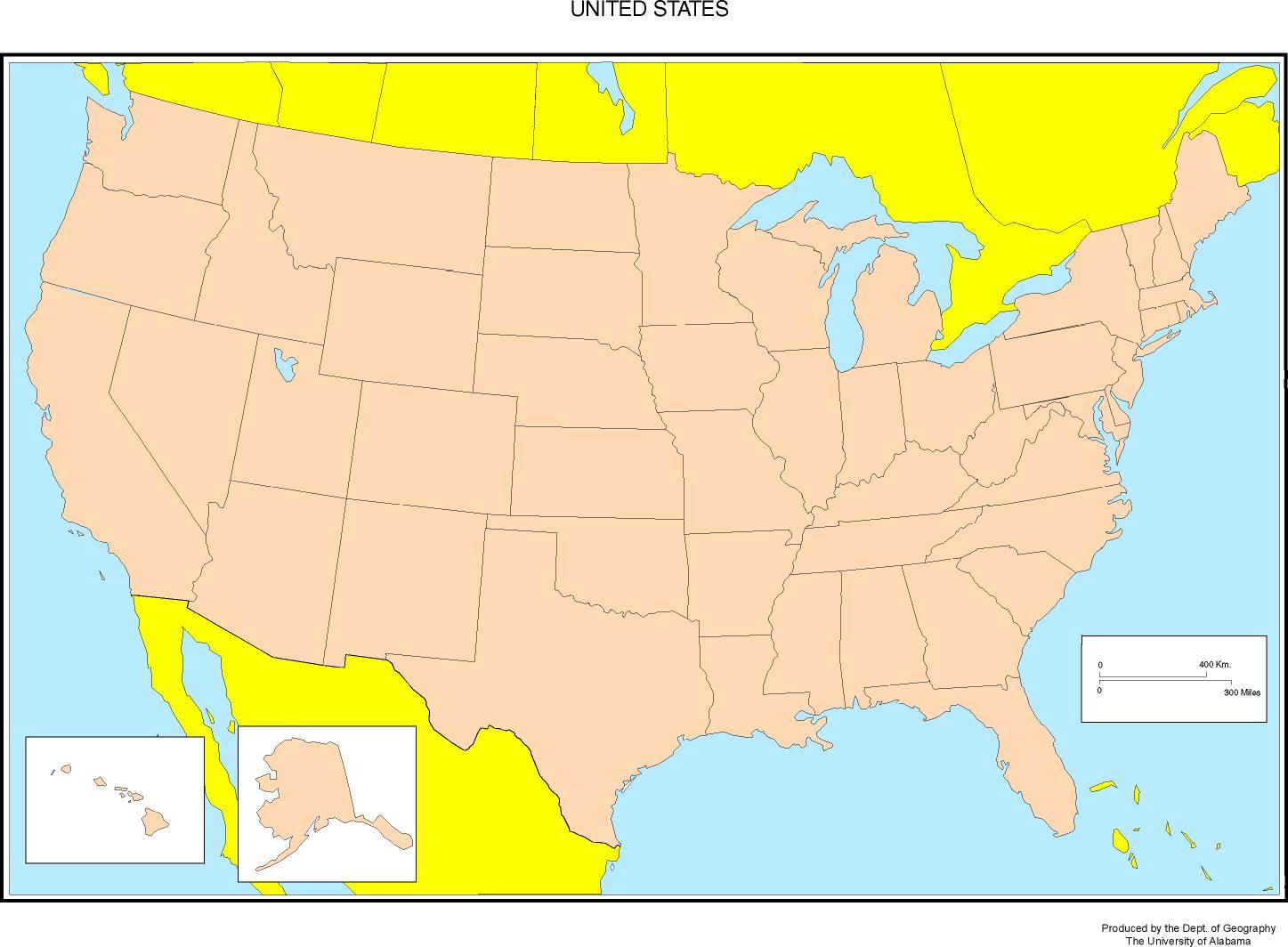 usa map download pdf