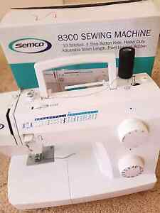 semco sewing machine manual