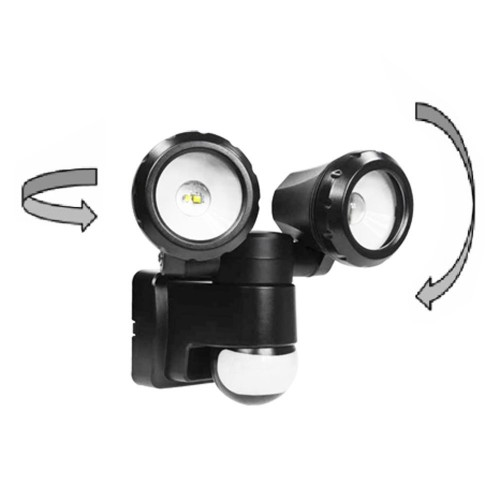 nightwatcher twin security light manual
