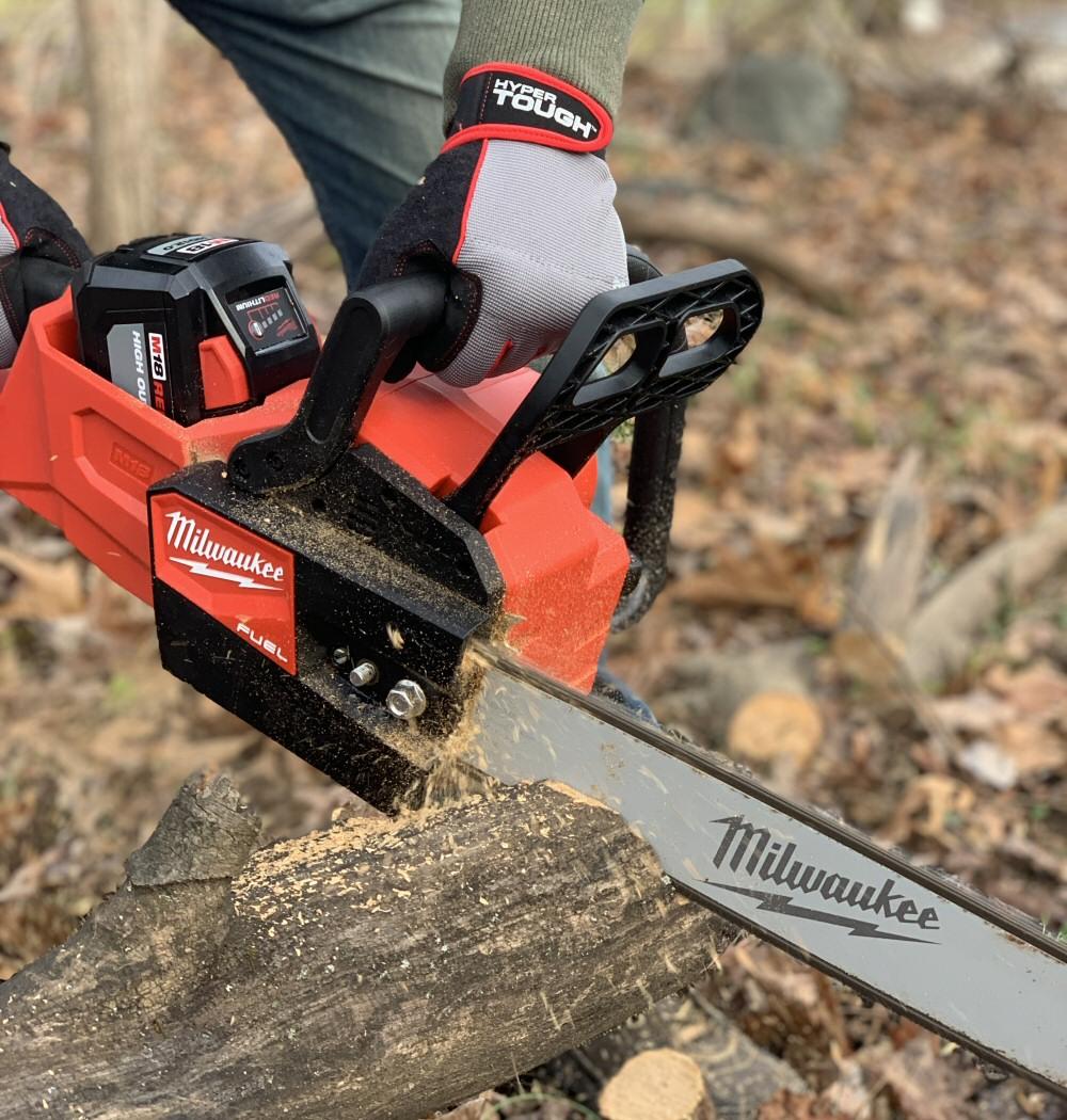 milwaukee m18 chainsaw manual