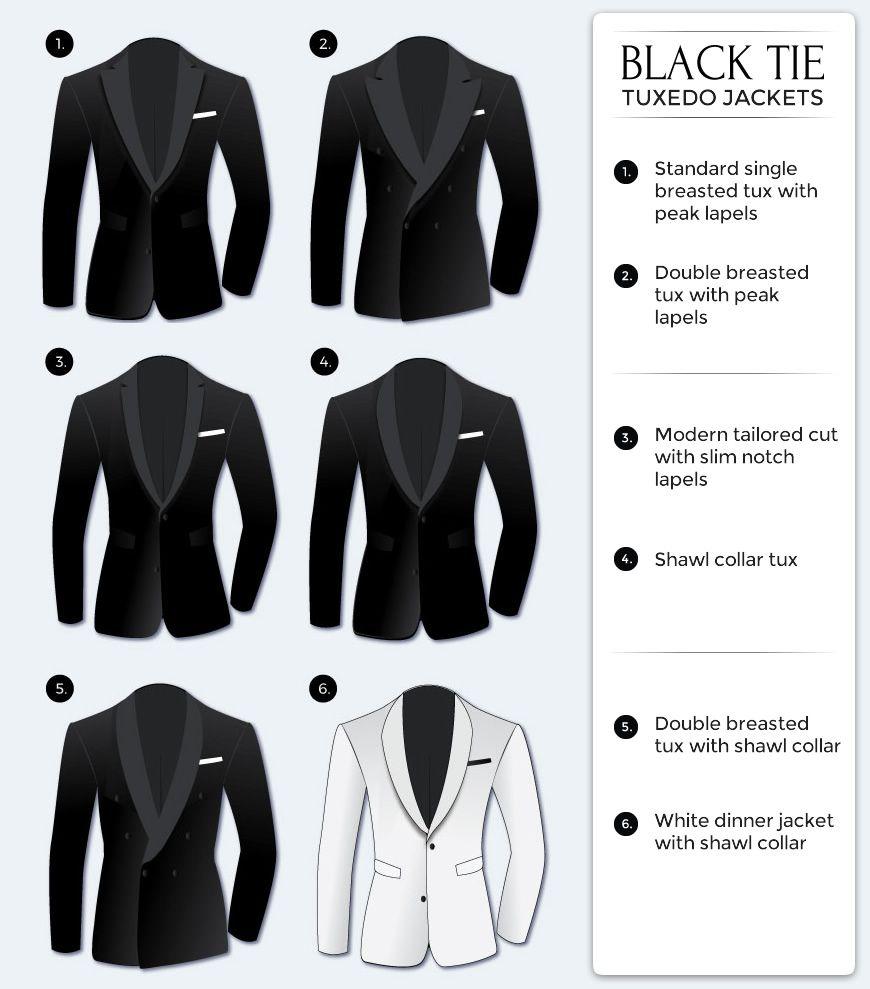 mens suit guide