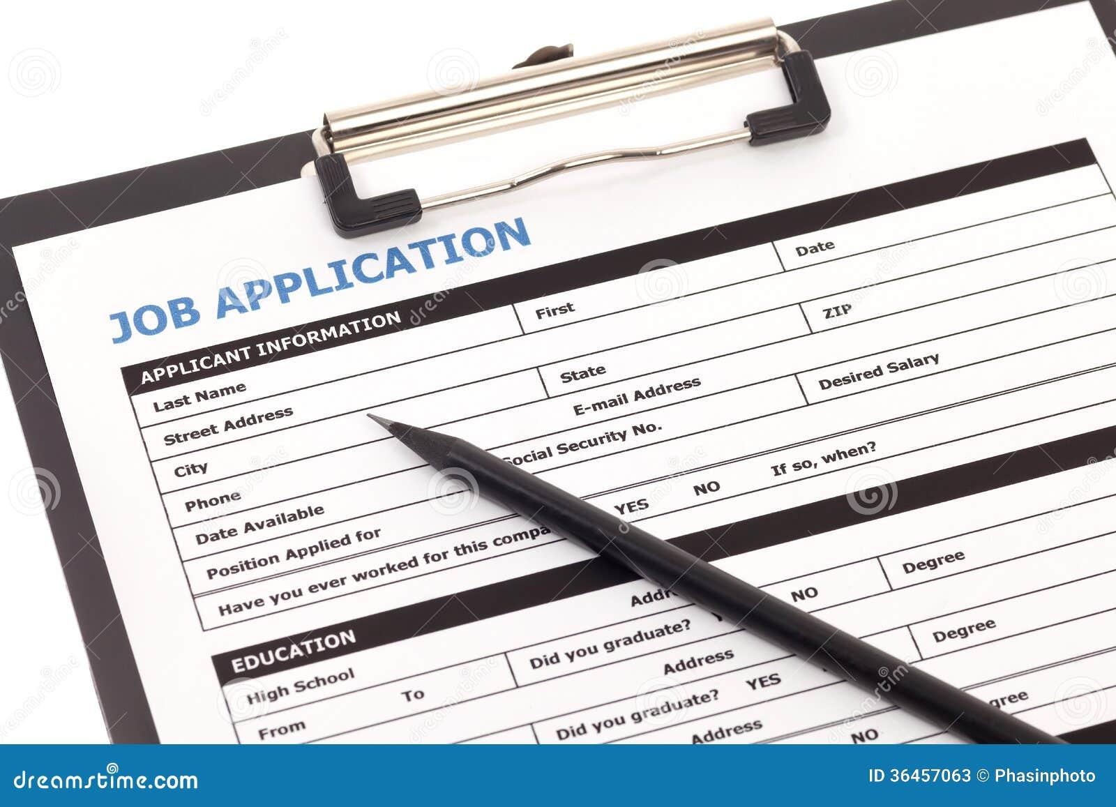timezone job application