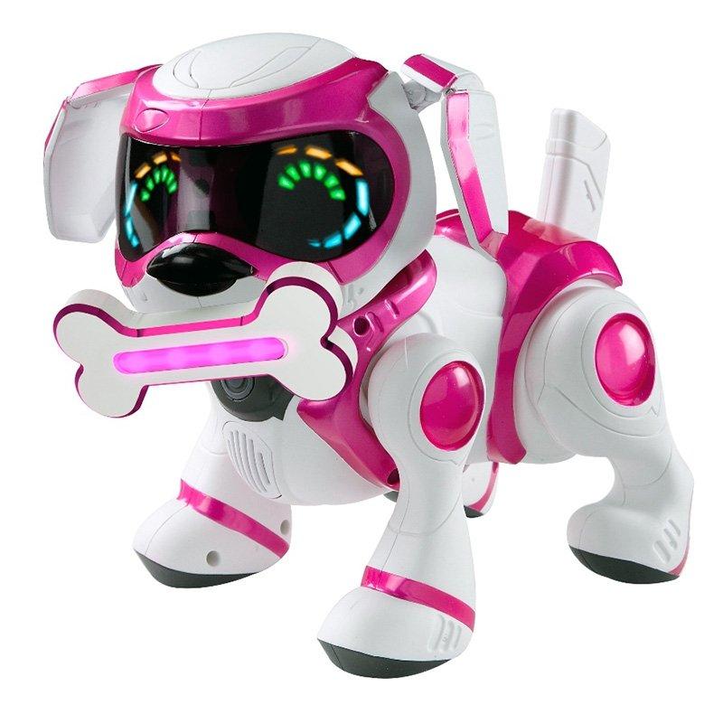 teksta robot dog instructions