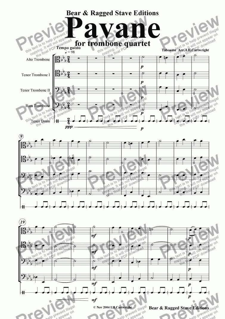 trombone trio pdf