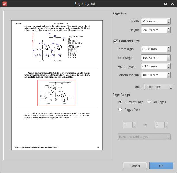 pdf croper