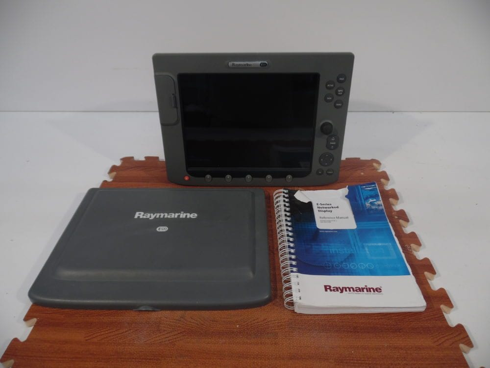 raymarine e120 manual