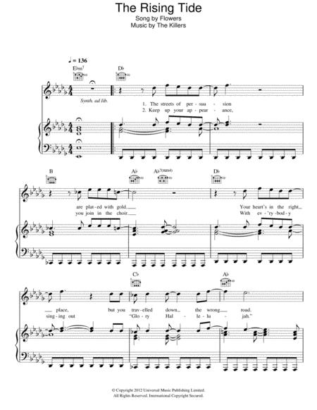 mr brightside guitar tab pdf