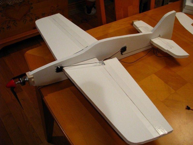 model airplane plans pdf