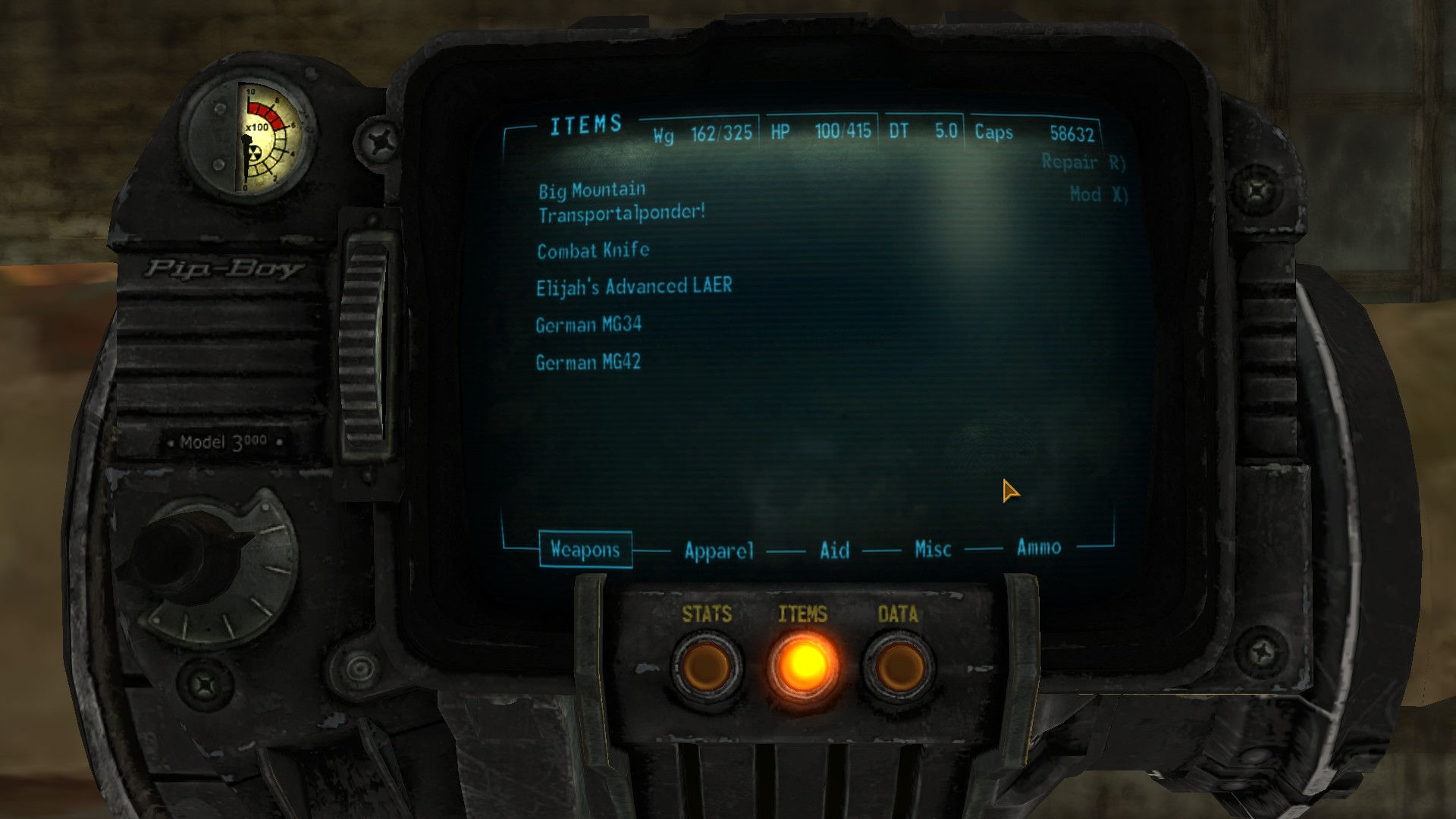 new vegas ultimate mod guide
