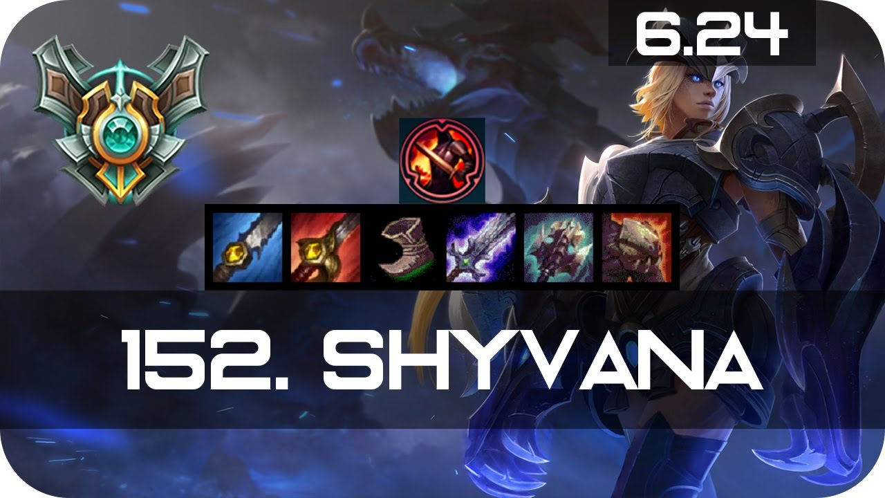 shyvana jungle guide