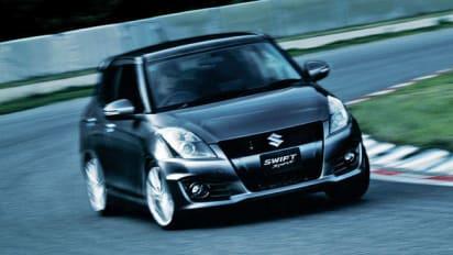 suzuki swift sport manual 2015 review