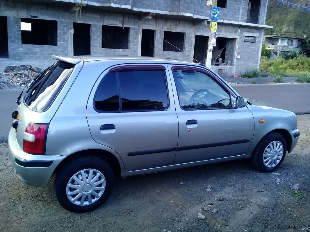 nissan march 1997 manual