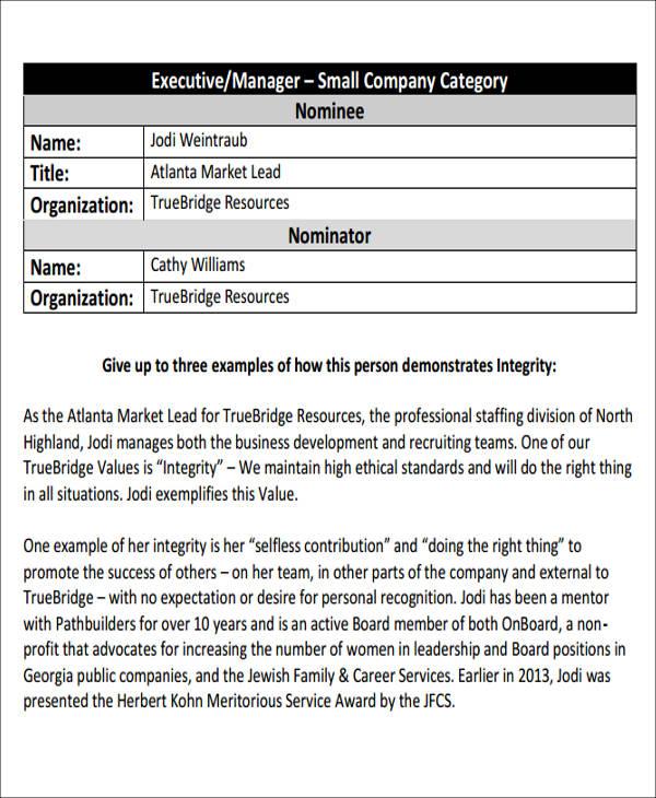 recommendation letter sample team leader