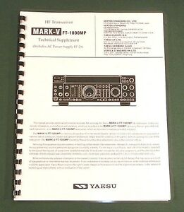 yaesu ft 1000mp service manual