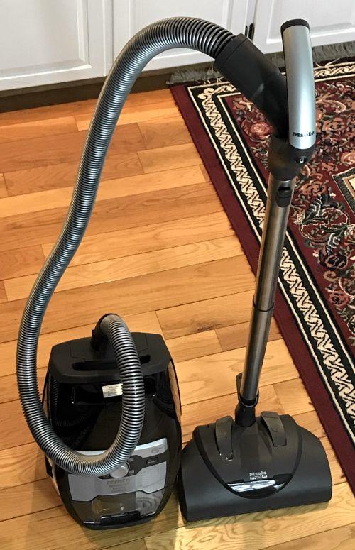 miele vacuum manual