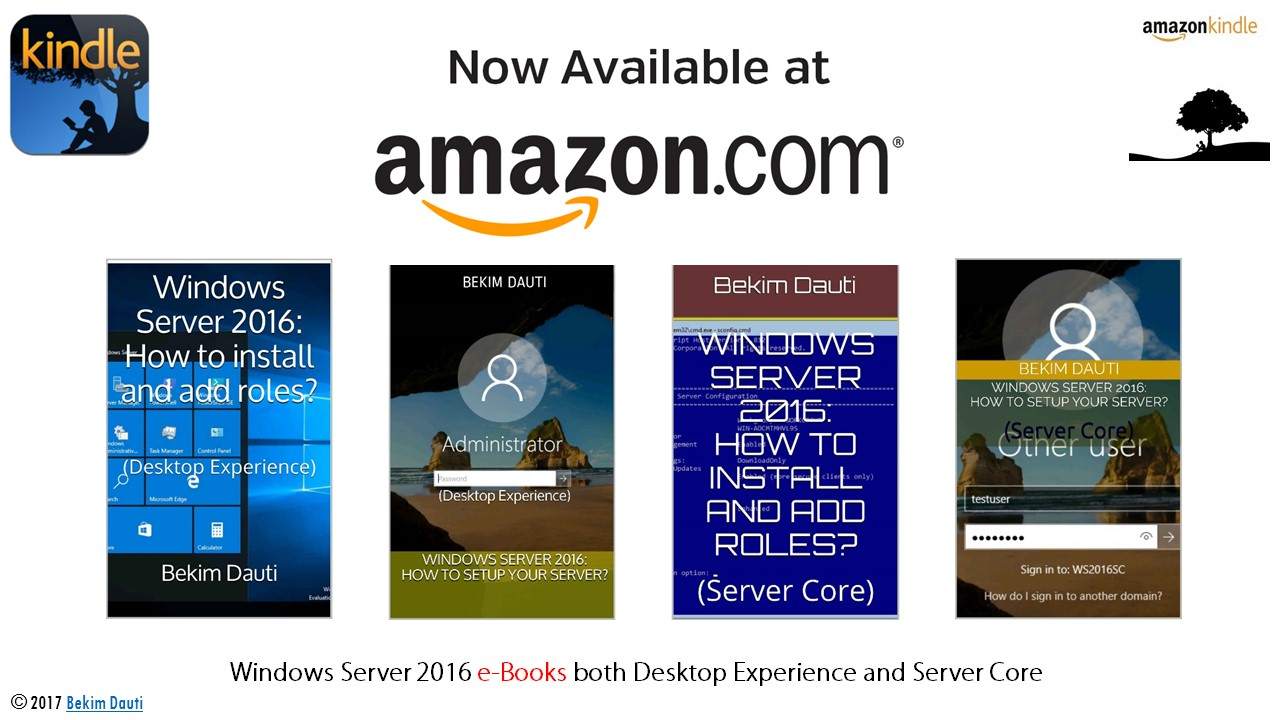 windows server book pdf