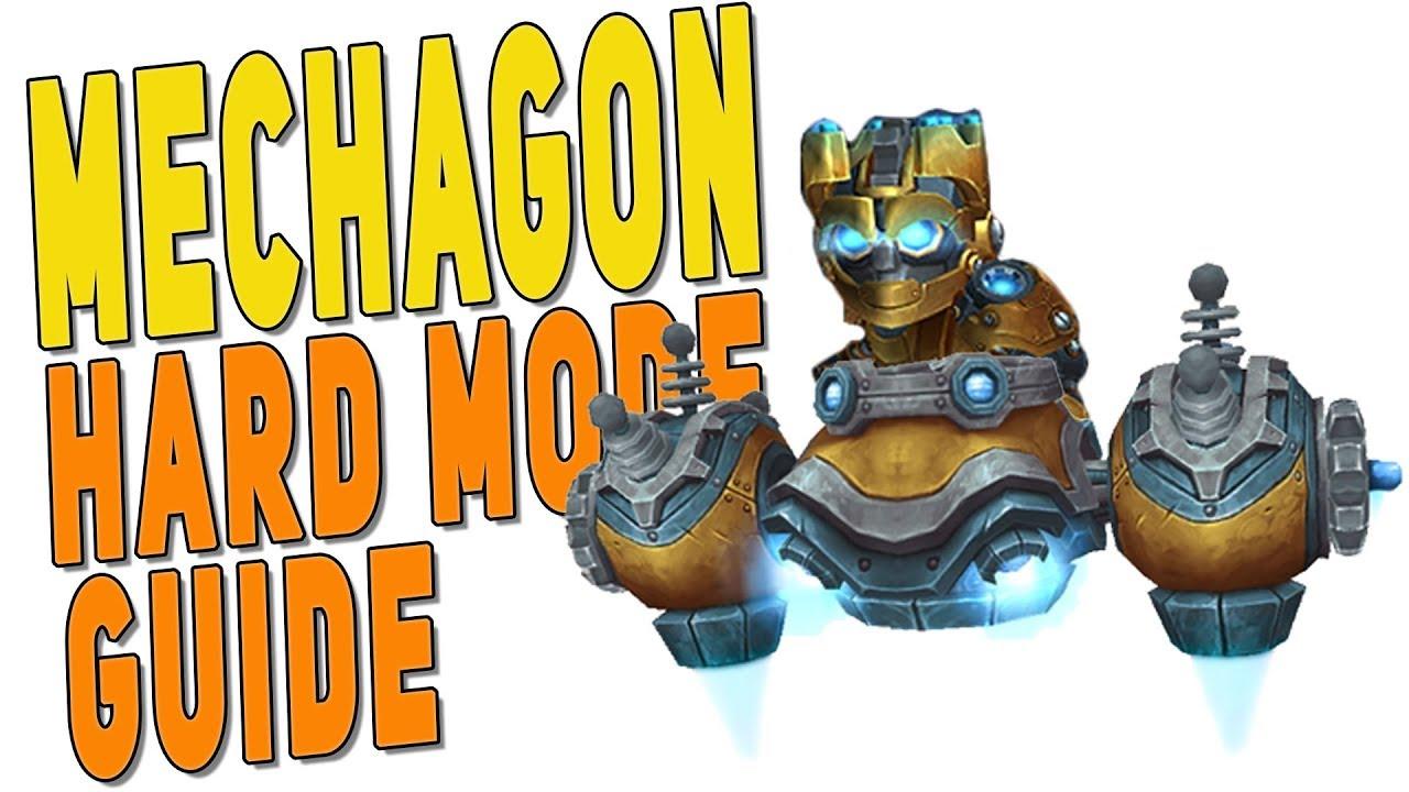 operation mechagon guide
