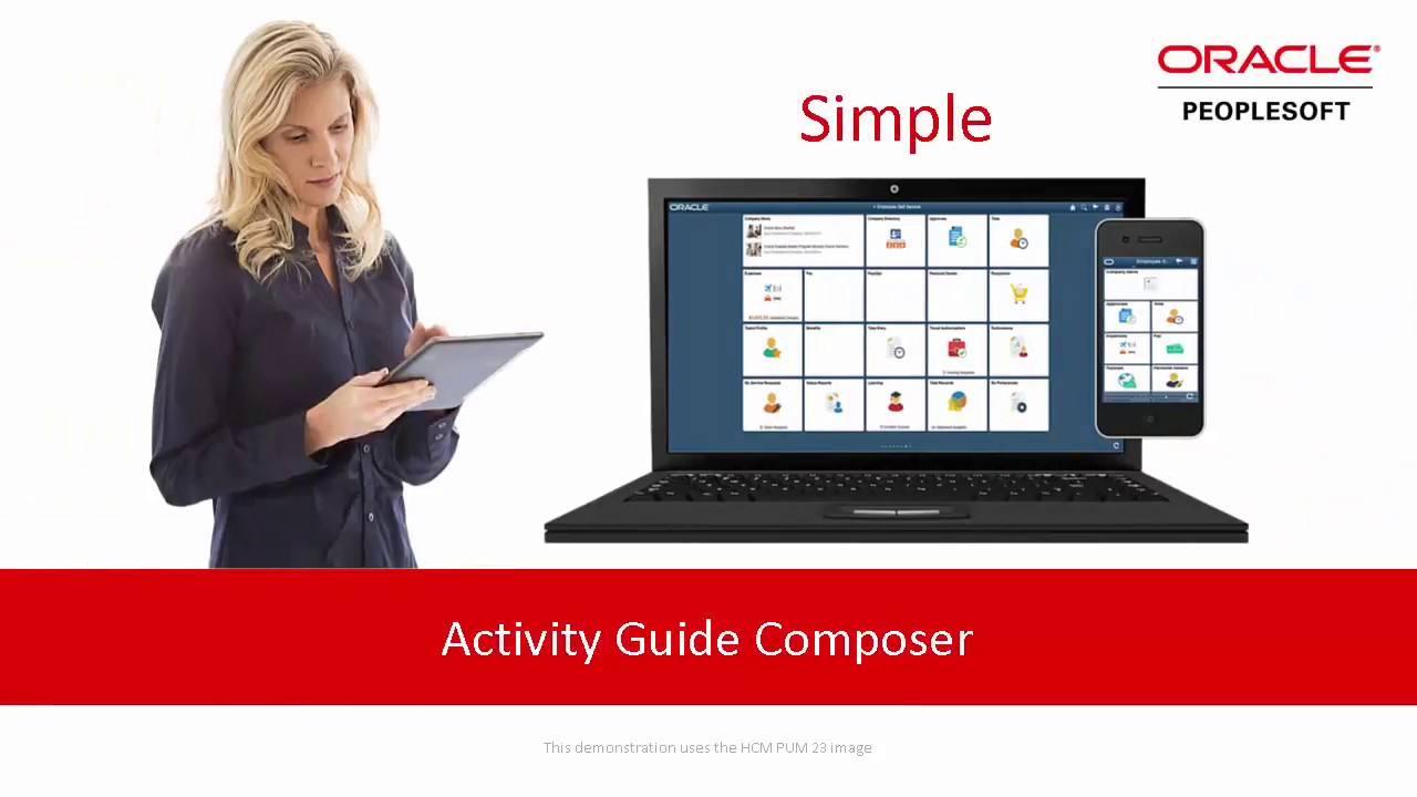 peoplesoft activity guide