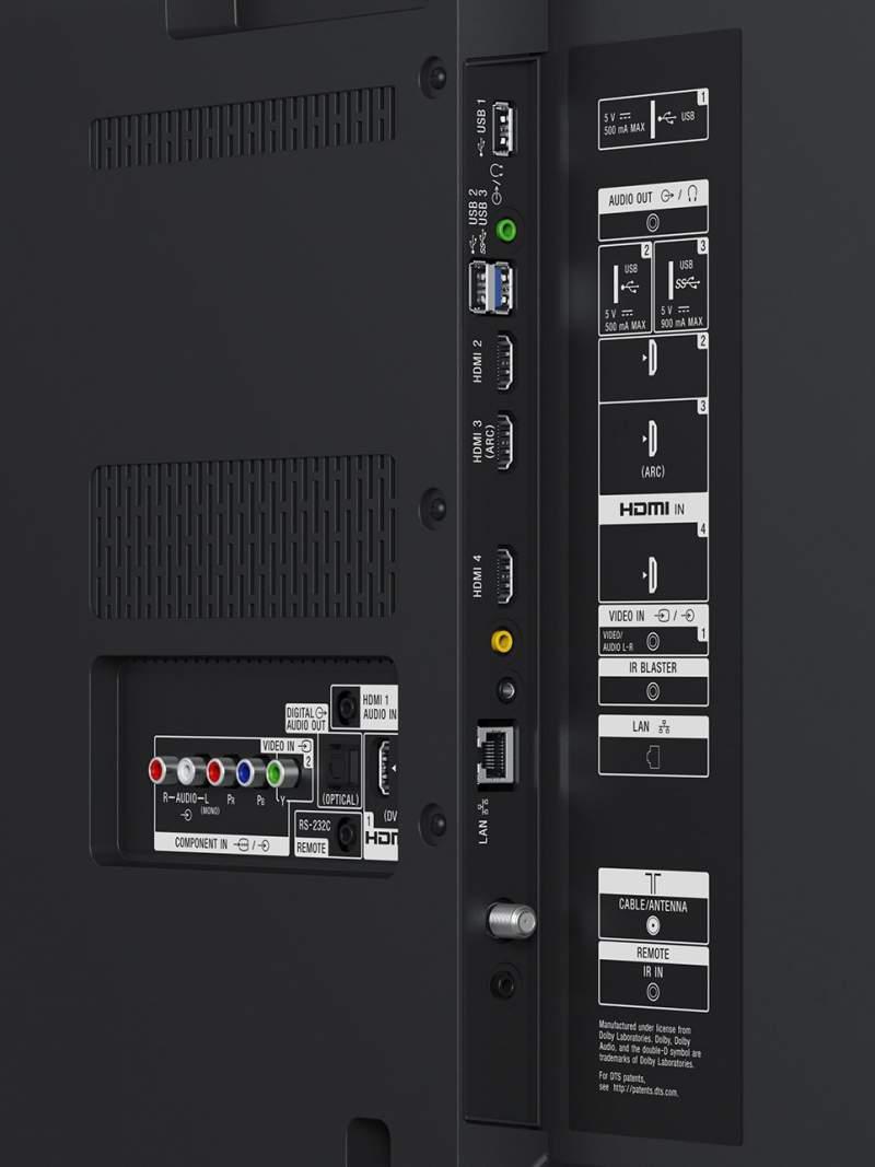 sony kd55x8500e manual
