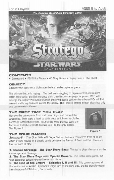 stratego instructions