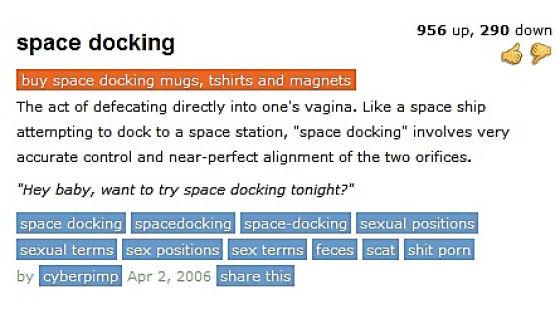 nasty urban dictionary
