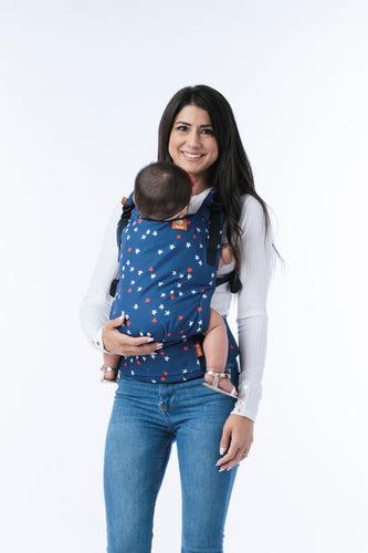 tula free to grow newborn instructions