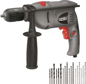 ozito 710w hammer drill manual