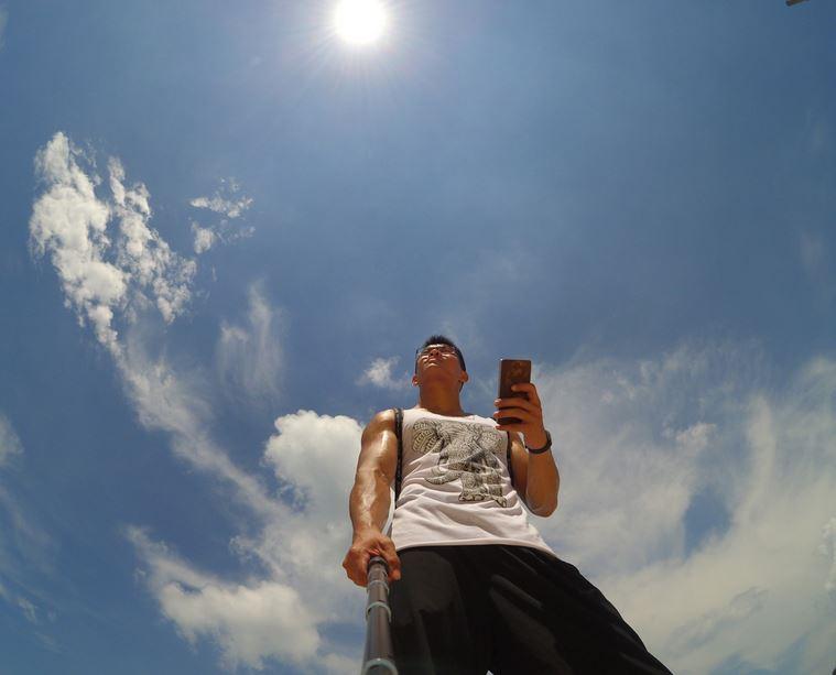 xiaomi yi action camera sample photos