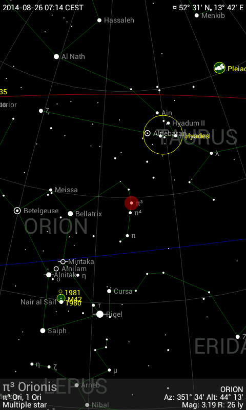 sky guide ar android