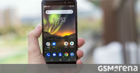 nokia 6.1 manual update