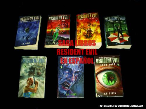 resident evil pdf