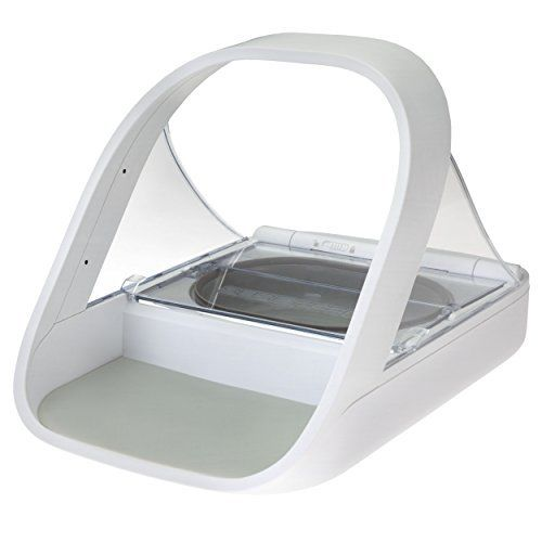 sureflap microchip cat feeder instructions