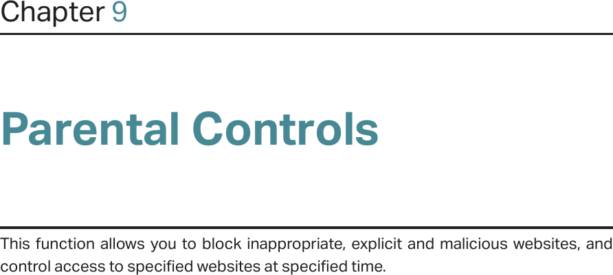 tp link ac2300 manual
