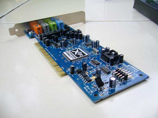 sound blaster x fi xtreme audio manual