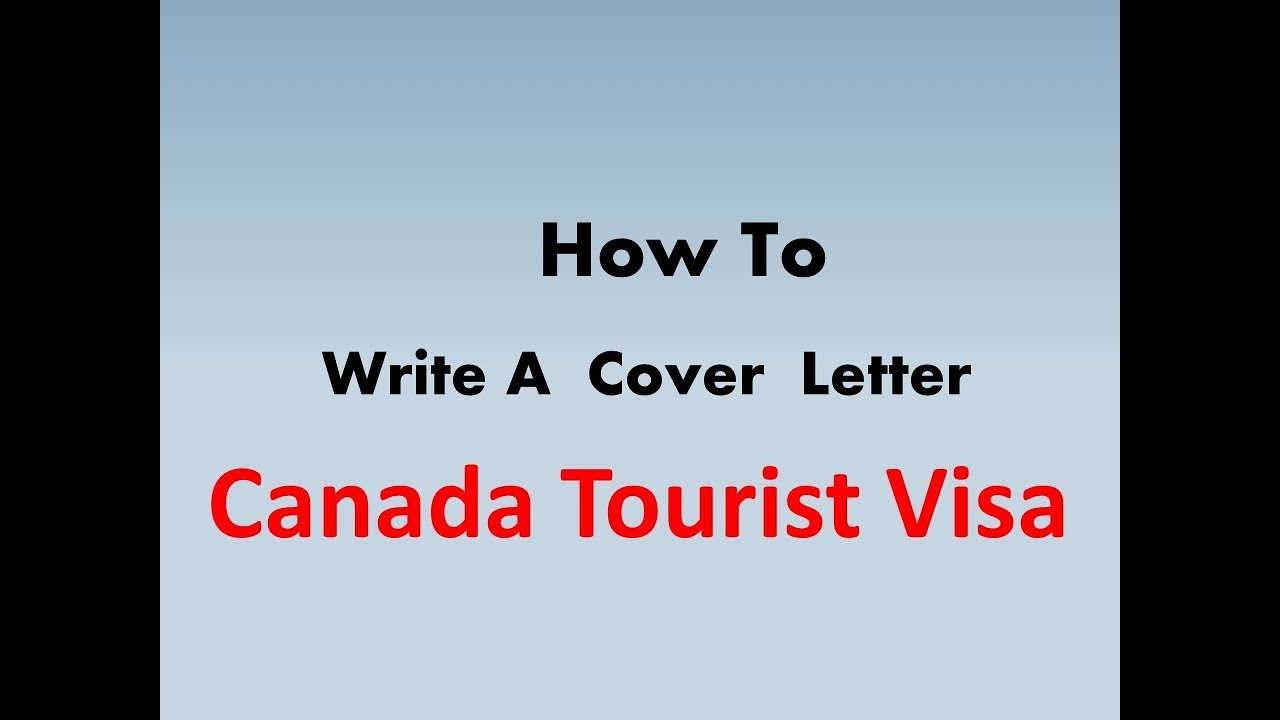 sample cover letter for nz visitor visa