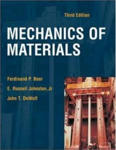 mechanics of materials hearn pdf volume 1