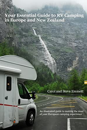 new zealand camping guide book