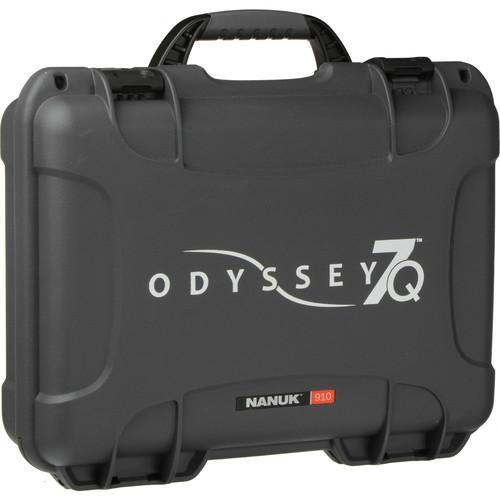 odyssey 7q+ user guide