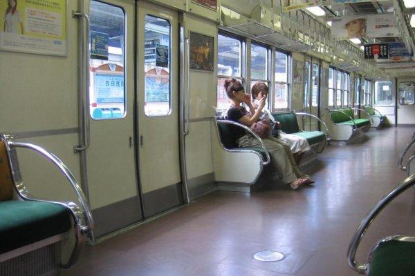 osaka train guide