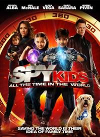 parents guide spy kids
