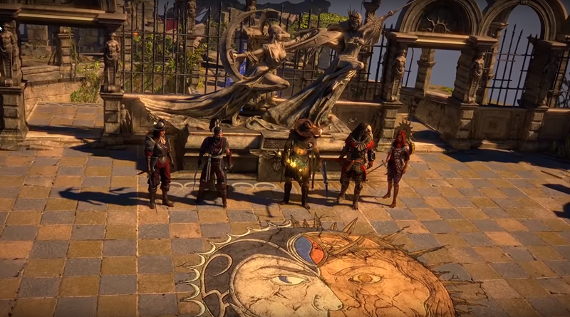 path of exile characters guide
