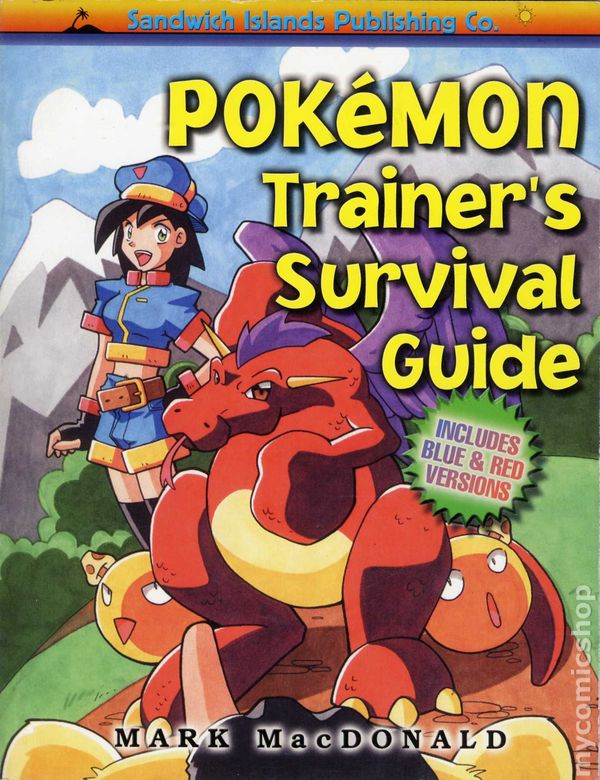 pokemon trainer guide
