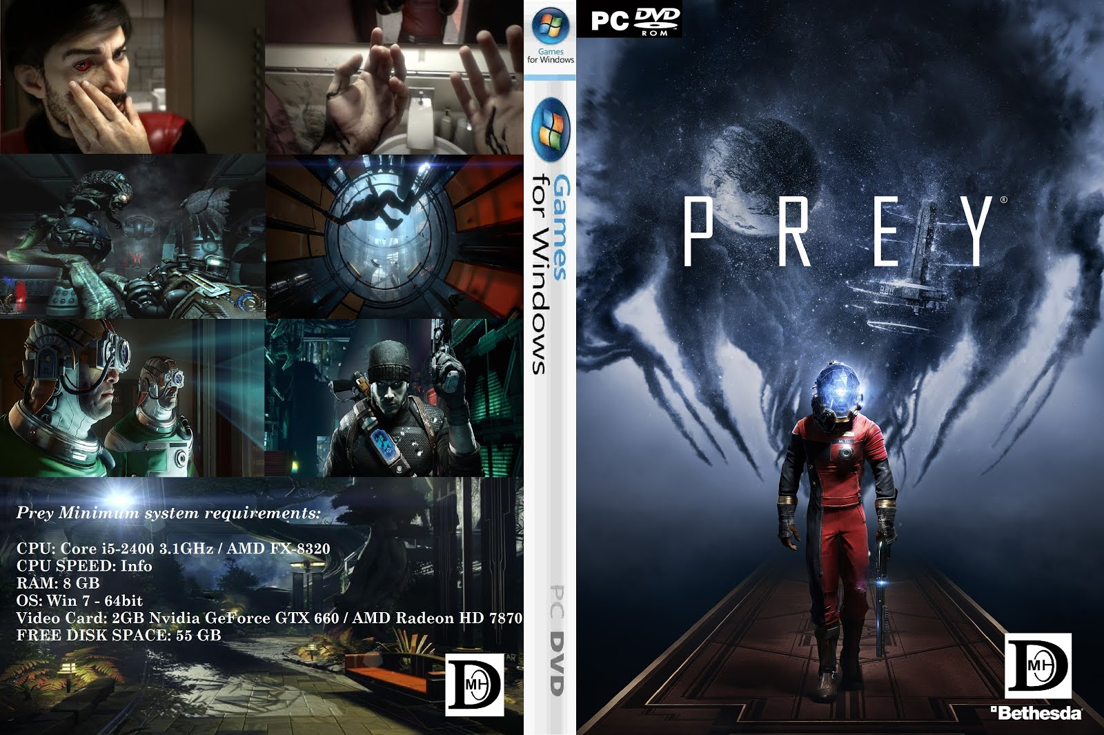 prey 2017 game guide download
