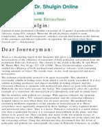 psilocybin producers guide