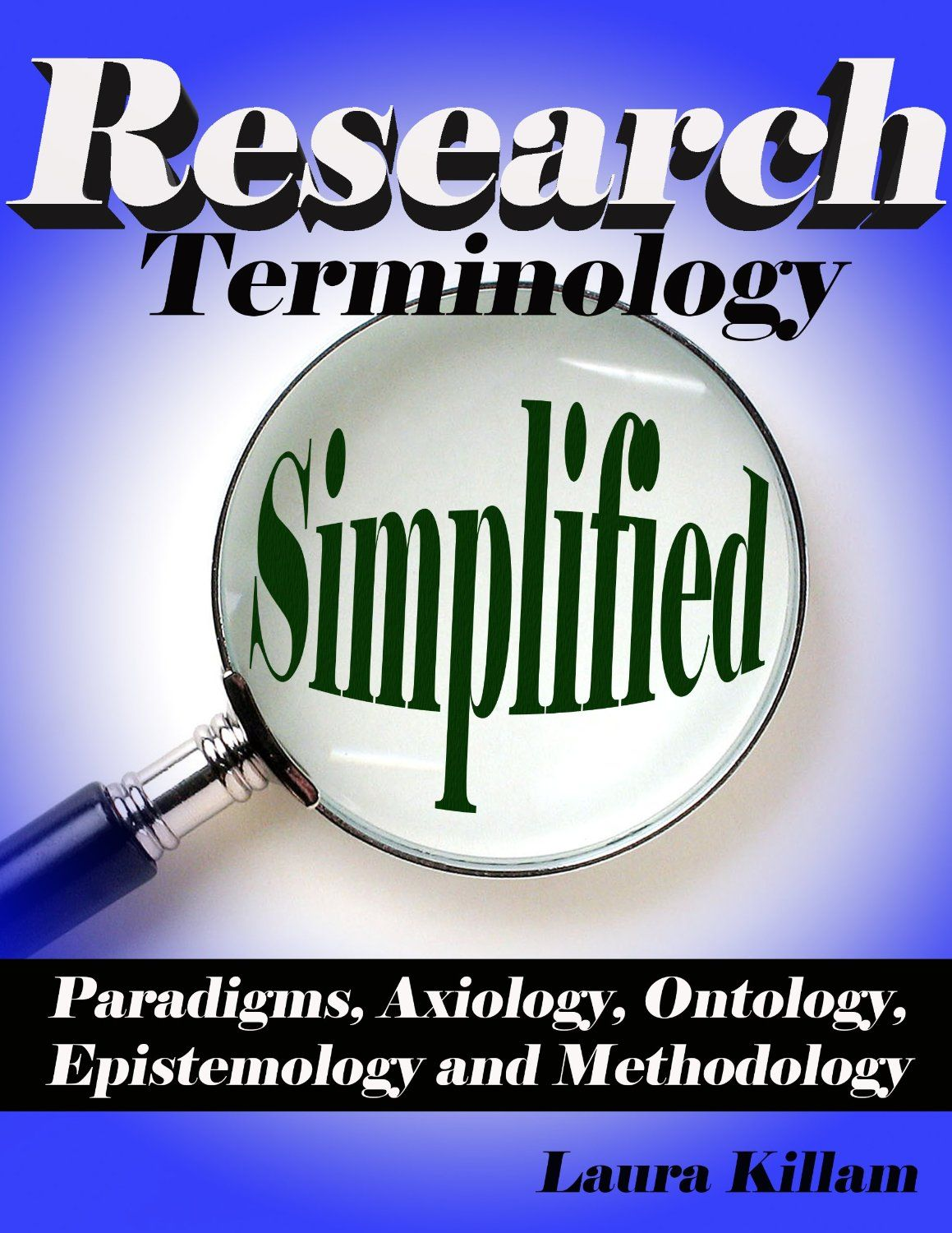 research terminology simplified pdf
