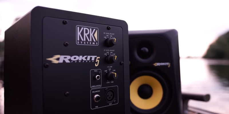 rokit 6 speakers manual
