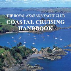 royal akarana yacht club coastal cruising handbook
