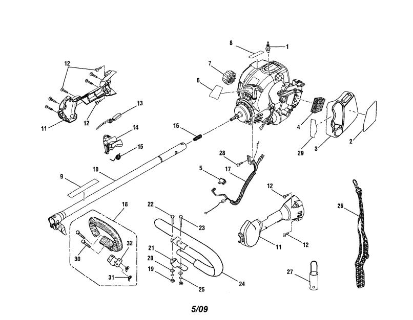 ryobi 36v line trimmer manual