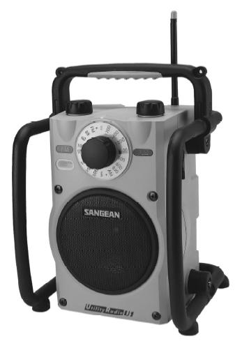 sangean radio manual